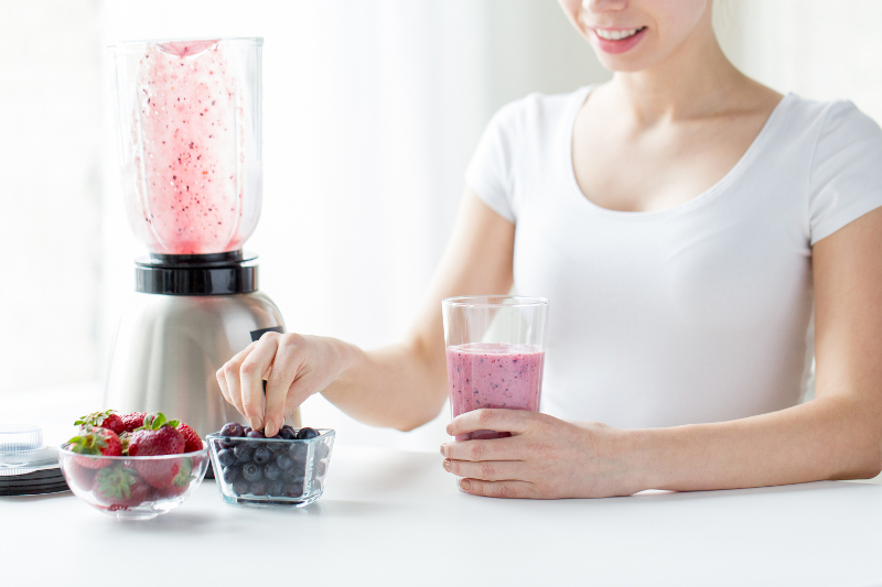 blender do smoothie opinie