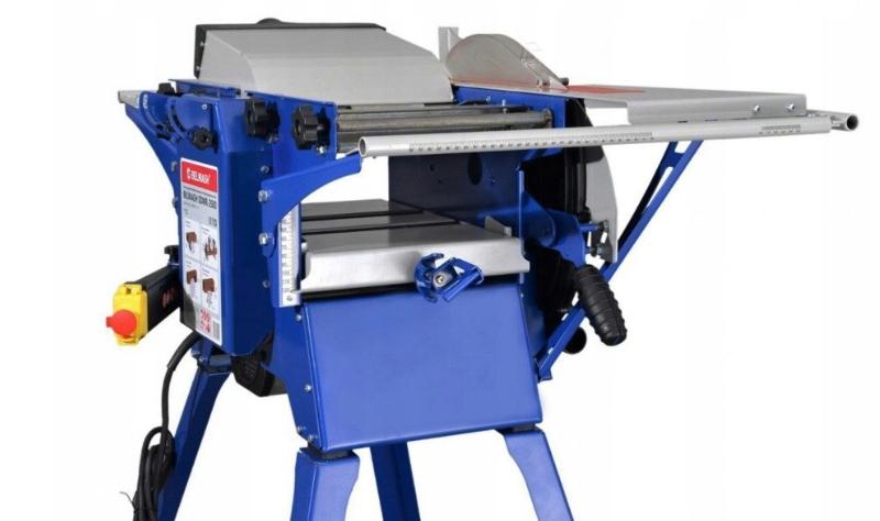 BELMASH SDMR-2500 Grubościówka do drewna 2500 W